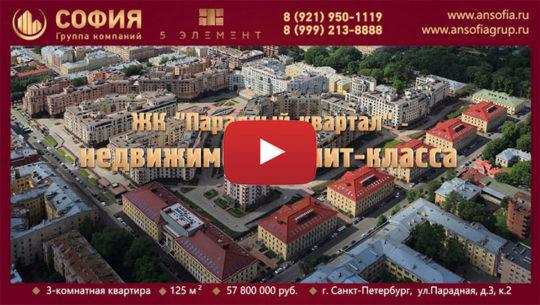 монтаж видео слайд-шоу из фото квартир и объектов недвижимости